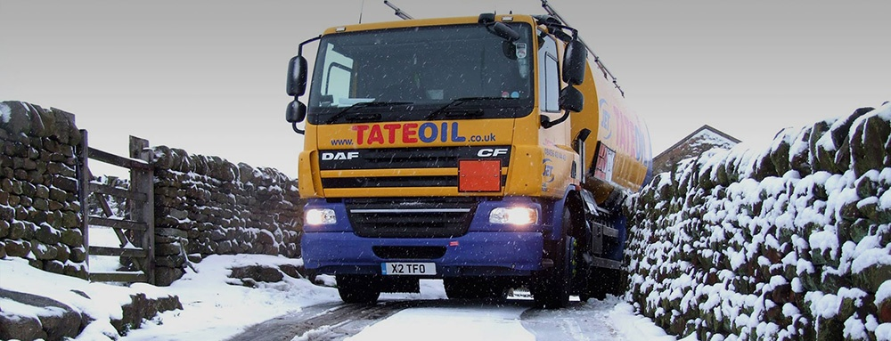 TateOil Fuel supply where and when you need it