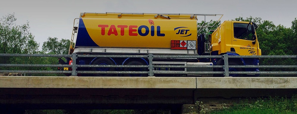 TateOil delivering fuels for 40 years